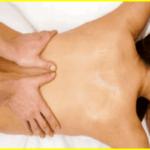 Эта техника массажа мгновенно устранит боль в спине