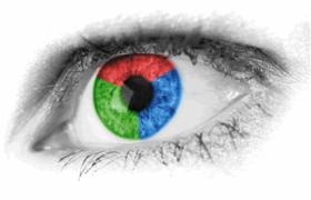 Тренировка зрения с помощью картинок