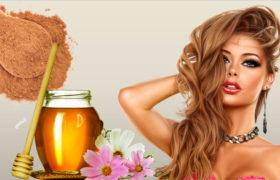 Маски  для волос с корицей и мёдом Рецепт приготовления