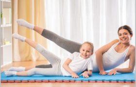 комплекс утренней гимнастики