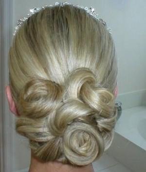 как сделать прическу самой себе из длинных волос