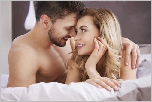 Сексуальные отношения с женщиной