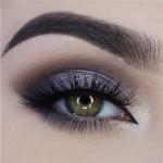 Красивый макияж для зеленых глаз, это гипноз для мужчин!