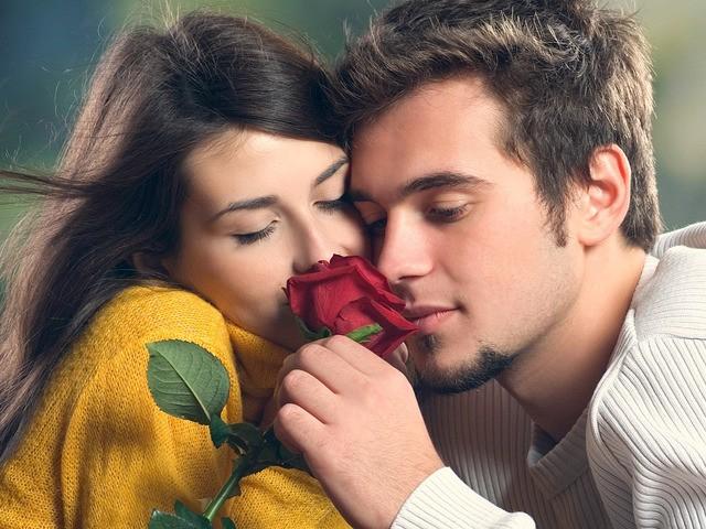 отношения парня с девушкой