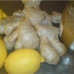 Имбирно-лимонное » варенье «для иммунитета