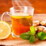 Чай с имбирём от простуды и гриппа