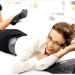 Инфобизнес для женщин:как перестать работать на дядю
