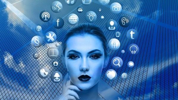 Деятельность в социальных сетях