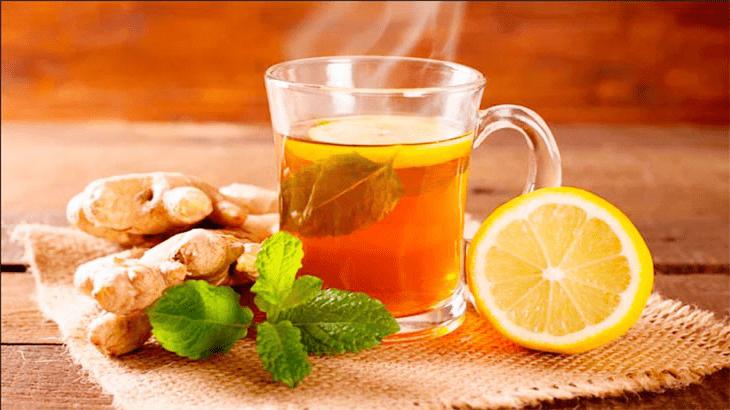 напитки для похудения имбирная вода