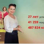 Курсы похудения и  сеансы омоложения от Галины Гроссман