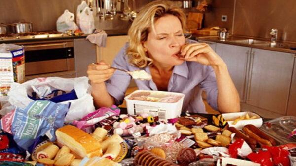 Избавиться от обид и похудеть