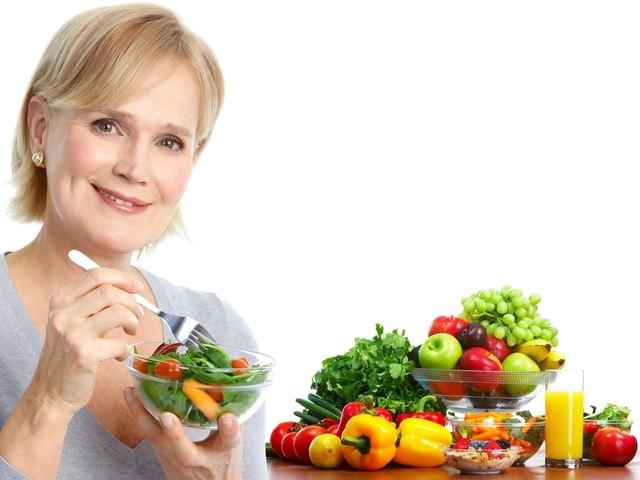 питание женщин после40